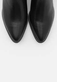 Anna Field - LEATHER - Ankle boots - black - 5