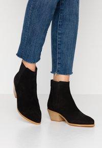Sixtyseven - NIKI - Boots à talons - milda black/rabat black - 0