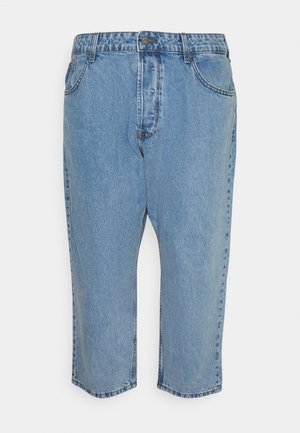 ONSAVI BEAM LIFE  - Jeans straight leg - blue denim
