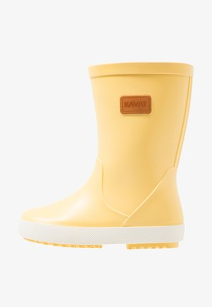 SKUR WP - Wellies - light yellow