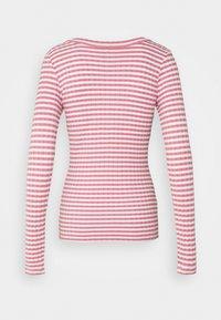 Hollister Co. - Long sleeved top - pink stripe - 1