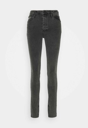 ZOE NINETY GREY - Jeans Skinny Fit - grey