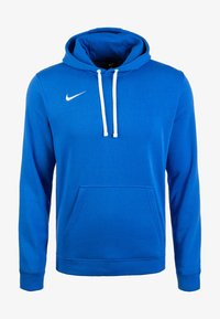 Nike Performance - CLUB19 - Felpa con cappuccio - royal blue / white - 0