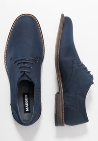 Madden by Steve Madden - JIMMY - Smart lace-ups - navy
