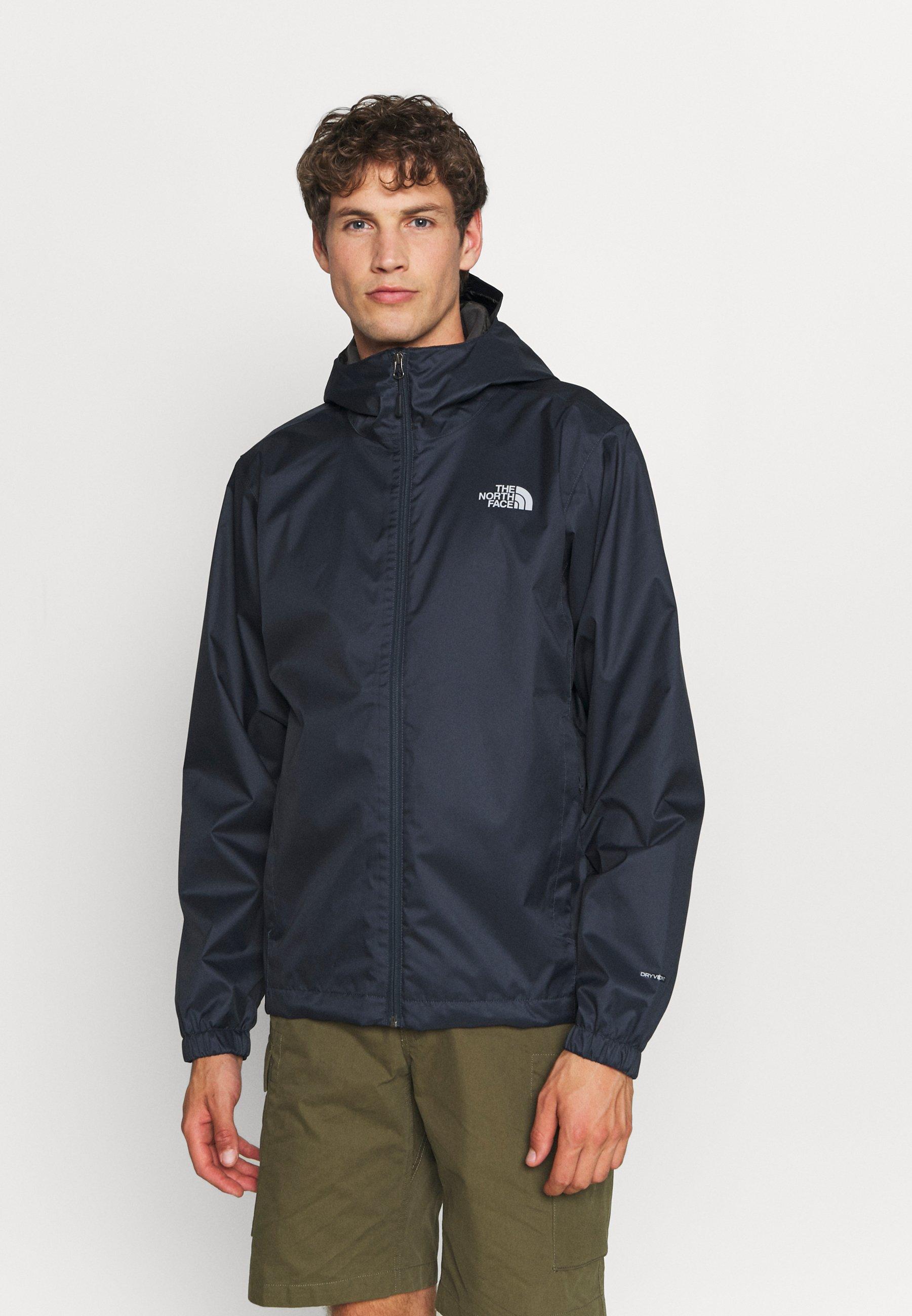 Men MENS QUEST JACKET - Hardshell jacket - blue