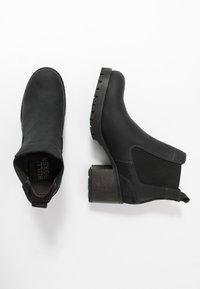 Bullboxer - Kotníková obuv - black - 3