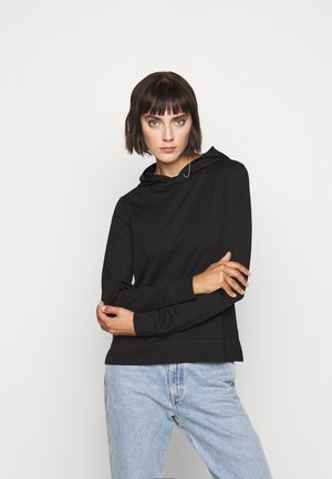 PAPILIA - Long sleeved top - schwarz