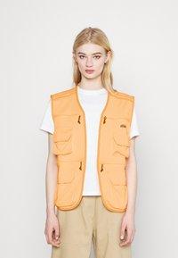 adidas Originals - Waistcoat - acid orange - 0