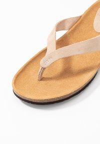 Scholl - TISTOIS - Flip Flops - beige - 2
