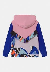 Emilio Pucci - Zip-up sweatshirt - light pink - 1