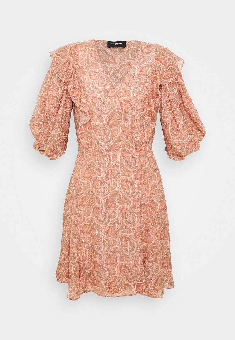 The Kooples - FROB - Day dress - pink