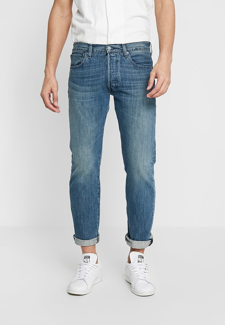Levi's® - 501® LEVI'S®ORIGINAL FIT - Straight leg jeans - blue denim