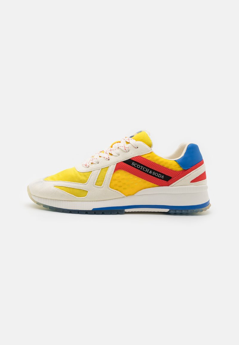 Scotch & Soda - VIVEX - Tenisky - yellow/multicolor