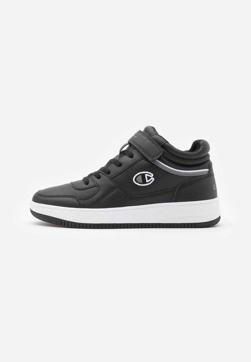 Champion - MID CUT SHOE REBOUND VINTAGE - Zapatillas de baloncesto - new black
