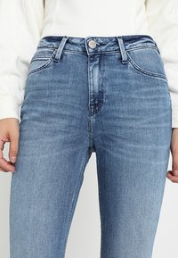 Lee - SCARLETT HIGH - Jeans Skinny Fit - stone blue denim - 3