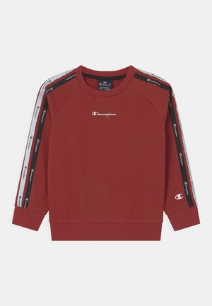 LEGACY AMERICAN CREWNECK UNISEX - Mikina - red