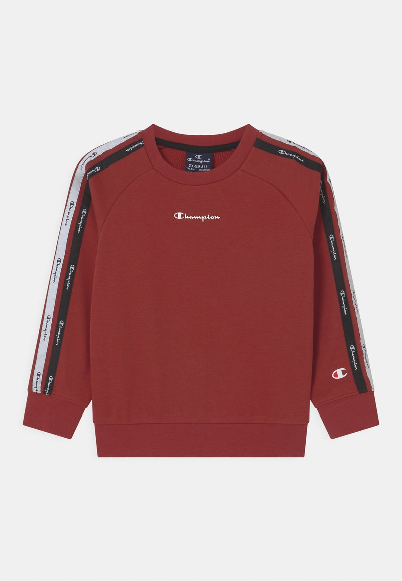 Champion - LEGACY AMERICAN CREWNECK UNISEX - Sweater - red