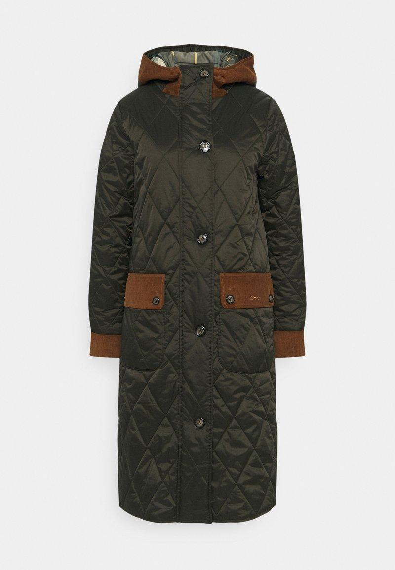Barbour - MICKLEY QUILT - Classic coat - sage/ancient