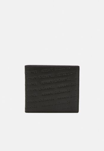 BIFOLD CREDIT CARD - Wallet - nero/black