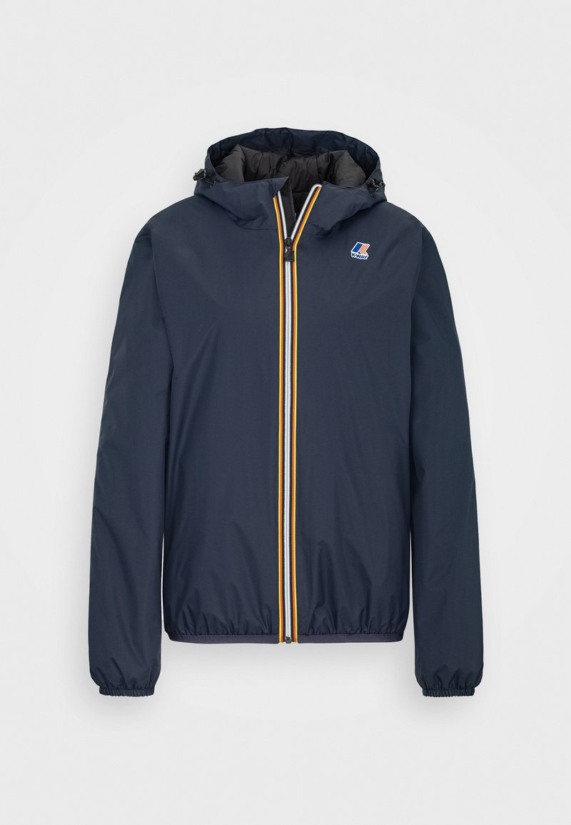 K-Way - LE VRAI CLAUDE WARM UNISEX - Regenjas - blue depths