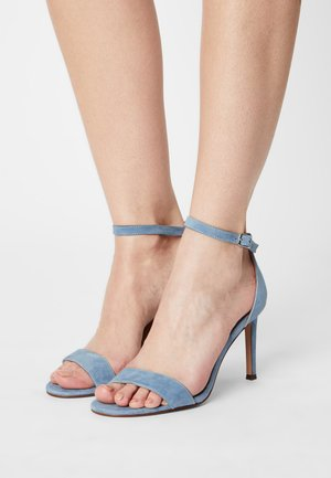 JADELLE - High heeled sandals - baby blue