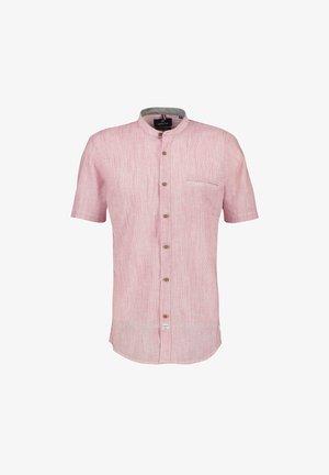 Shirt - rose hip red