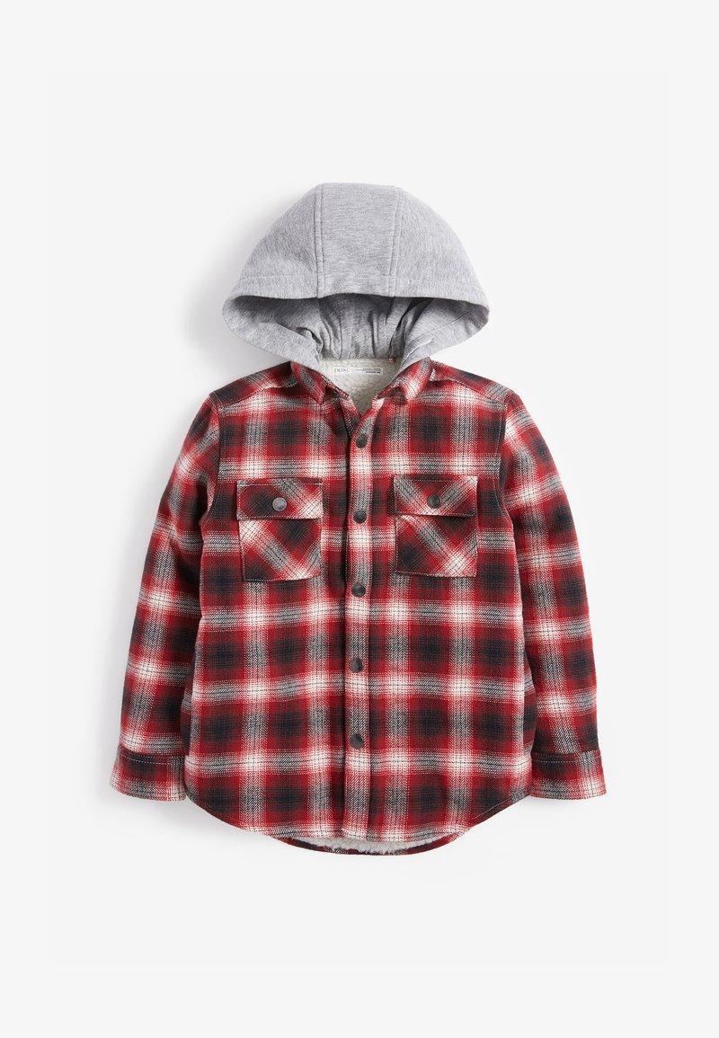 Next - Light jacket - red