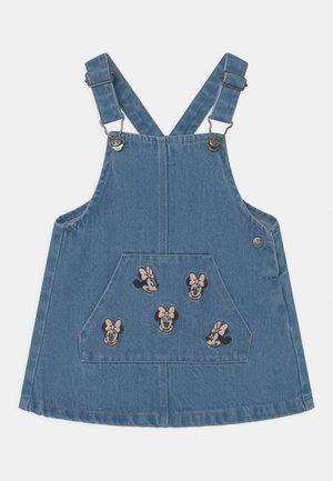 SALOPETTE MINNIE - Vestito di jeans - faded denim