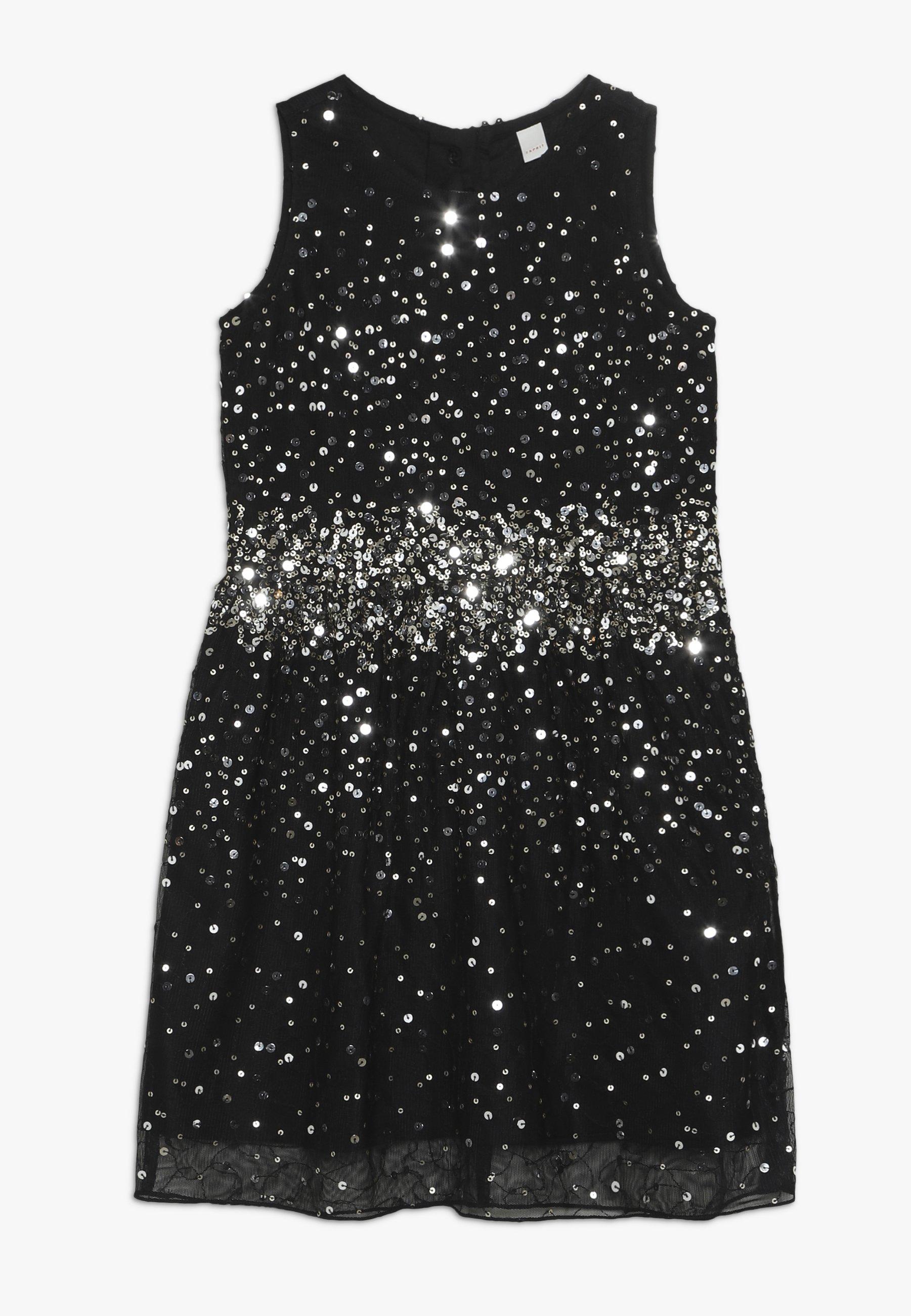 Esprit DRESS   Cocktailkleid/festliches Kleid   black/schwarz ...