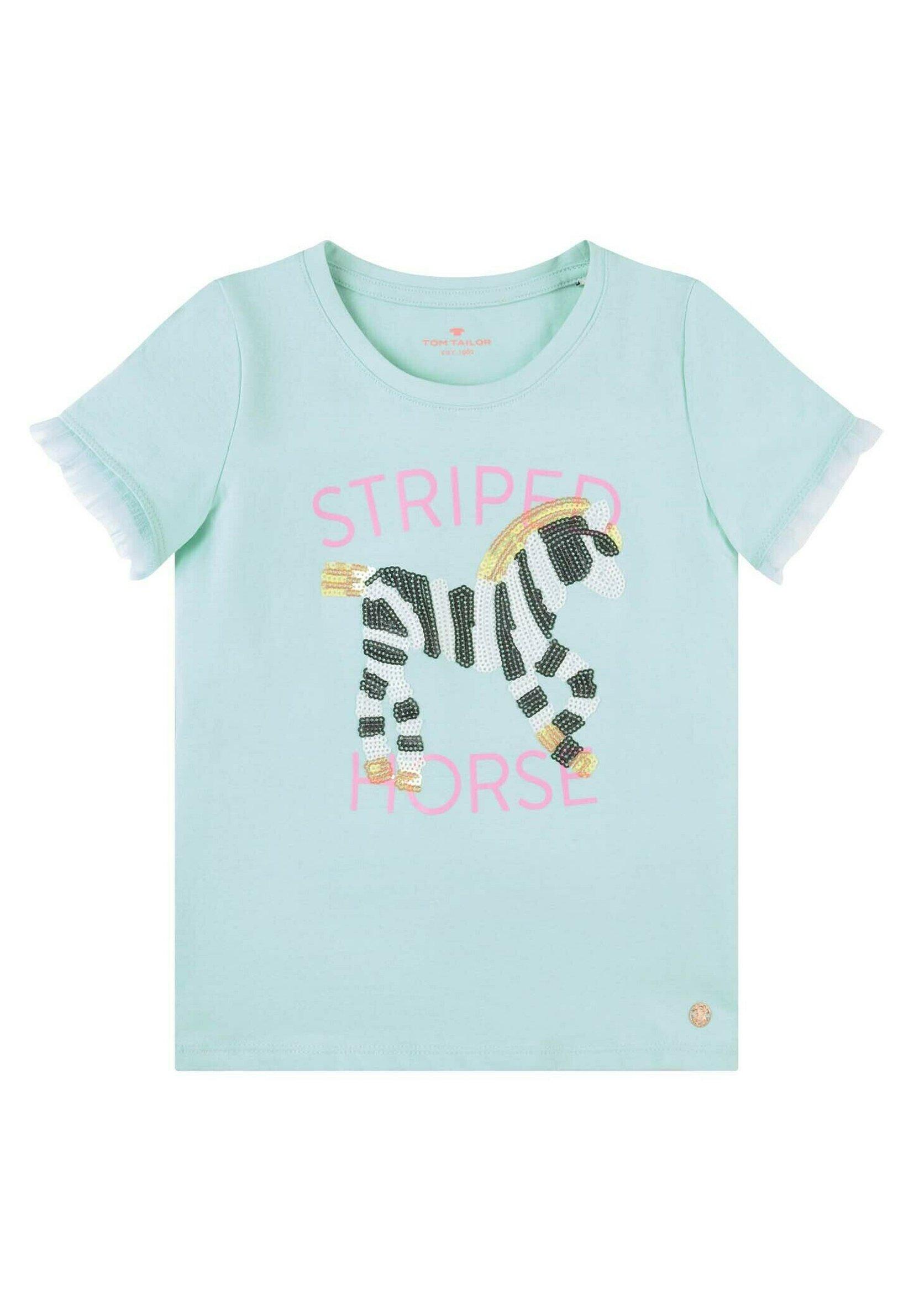 Kinder VERSPIELTES MIT PAILLETTEN-ARTWORK - T-Shirt print