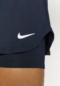 Nike Performance - DRY SHORT - Short de sport - obsidian/white - 4