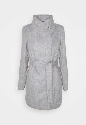 VMTWODOPE BELT JACKET - Light jacket - light grey melange