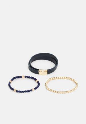CLASP 3 PACK - Bracelet - dark blue