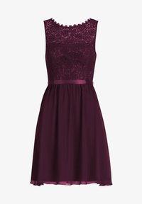 Vera Mont - Cocktail dress / Party dress - shiny bordeaux - 5