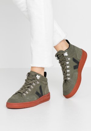 RORAIMA - Zapatillas altas - olive/black