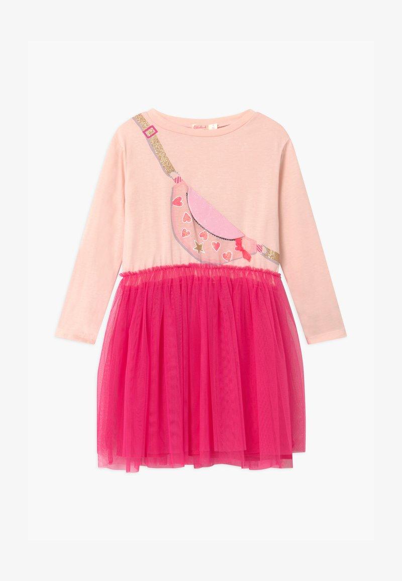 Billieblush - Žerzejové šaty - pinkpale