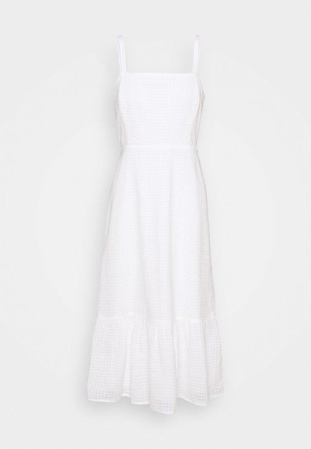MIDI DRESS - Vardagsklänning - fresh white