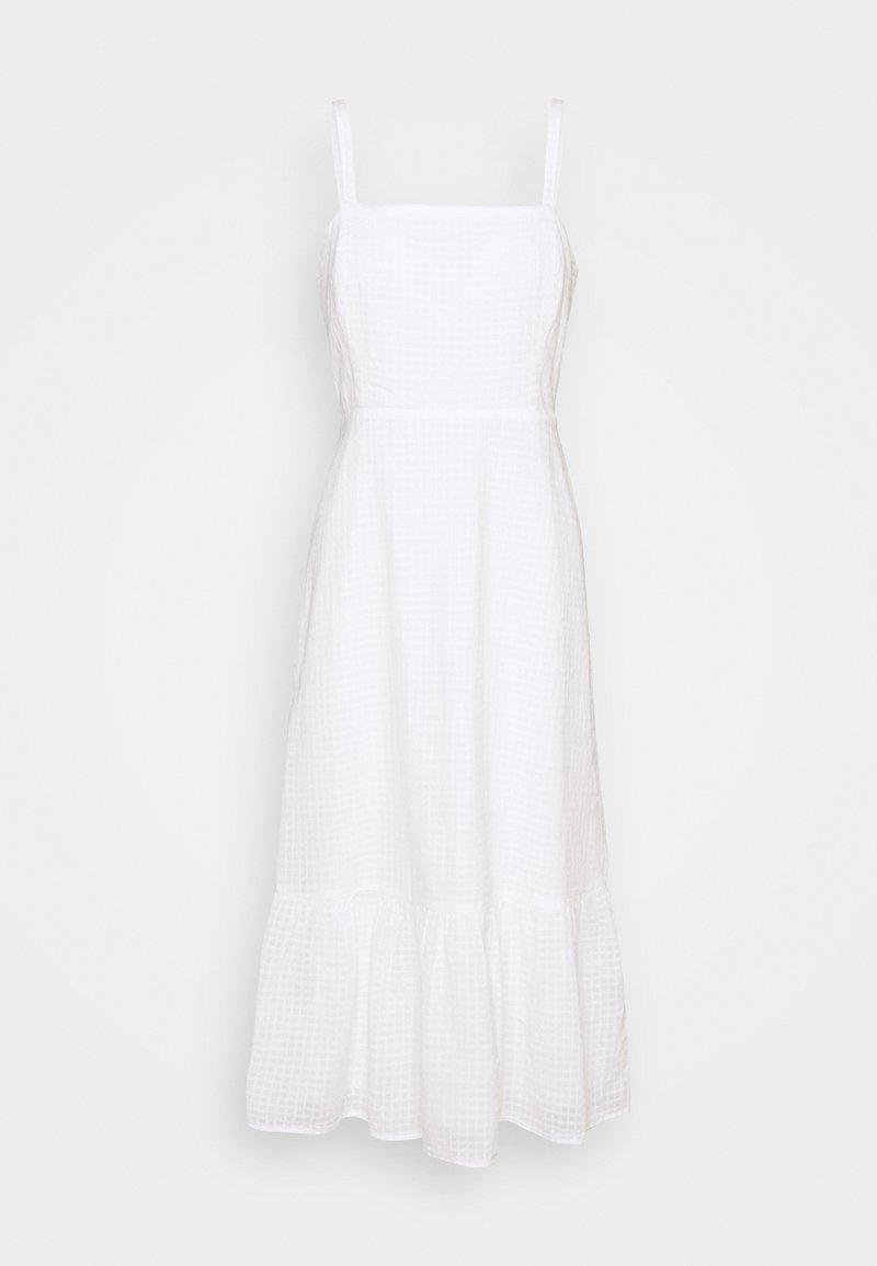 GAP - MIDI DRESS - Day dress - fresh white
