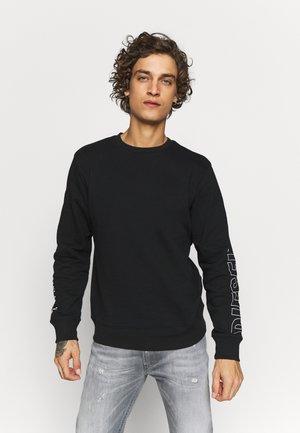 UMLT-WILLY SWEAT-SHIRT - Sweatshirt - black