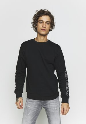 UMLT-WILLY SWEAT-SHIRT - Felpa - black