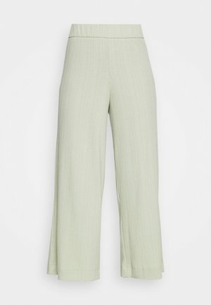CILLA TROUSERS - Tracksuit bottoms - green