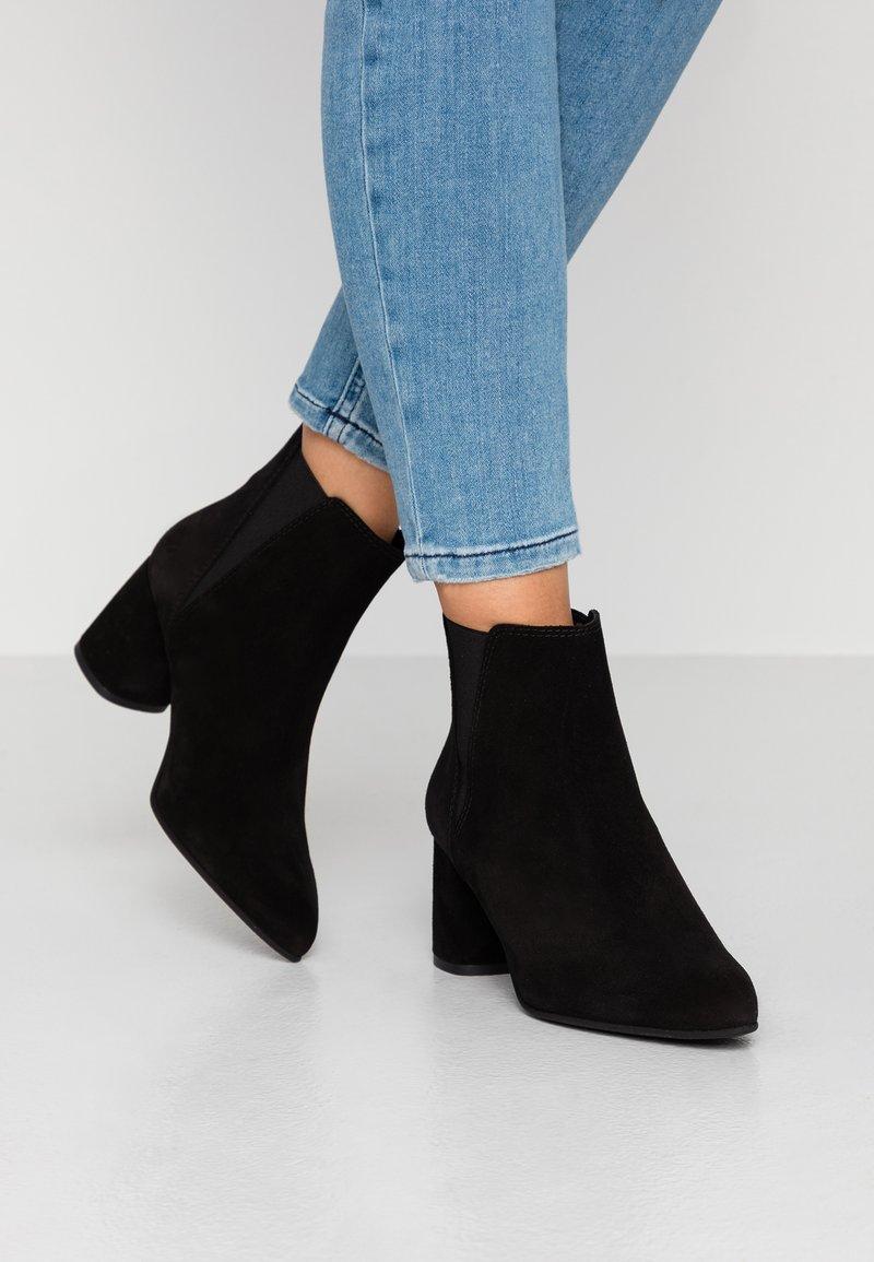 Bianco - BIACHERISE - Kotníková obuv - black
