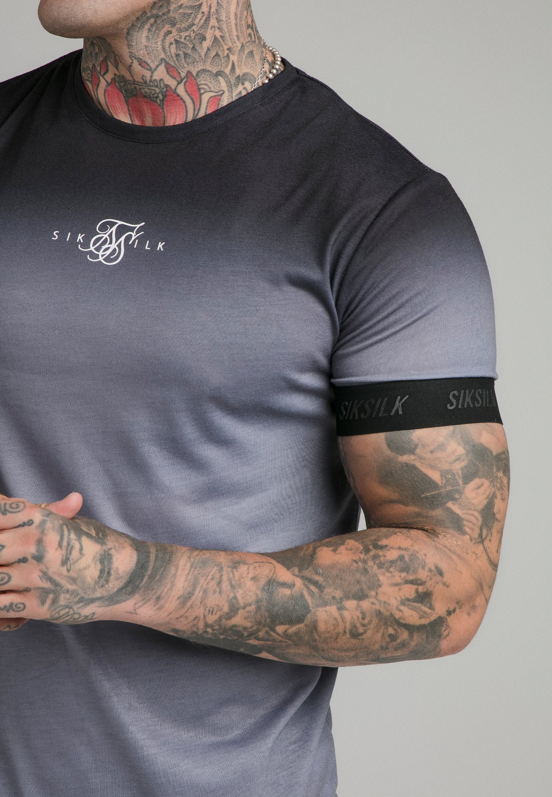 Men HIGH FADE TECH TEE - Print T-shirt