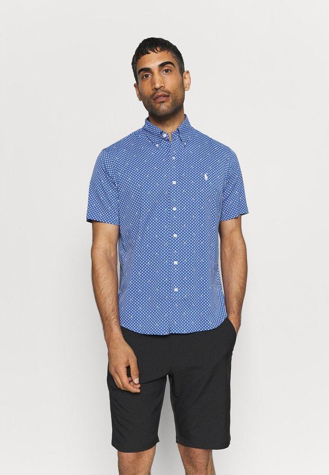 SHORT SLEEVE SPORT - Shirt - blue