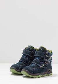Primigi - Winter boots - navy/avio - 3