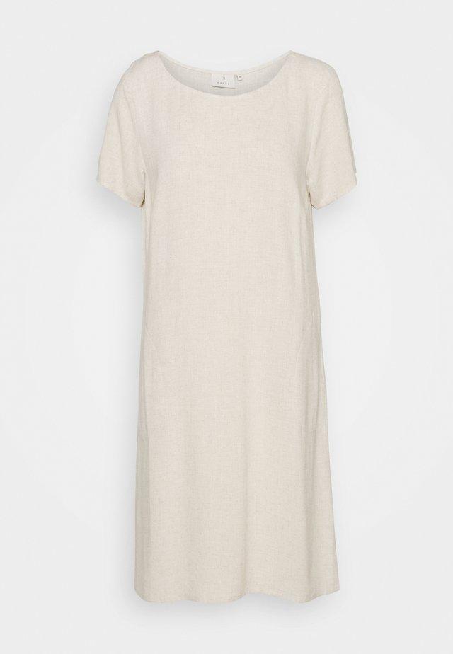 KALINY DRESS - Kjole - light sand