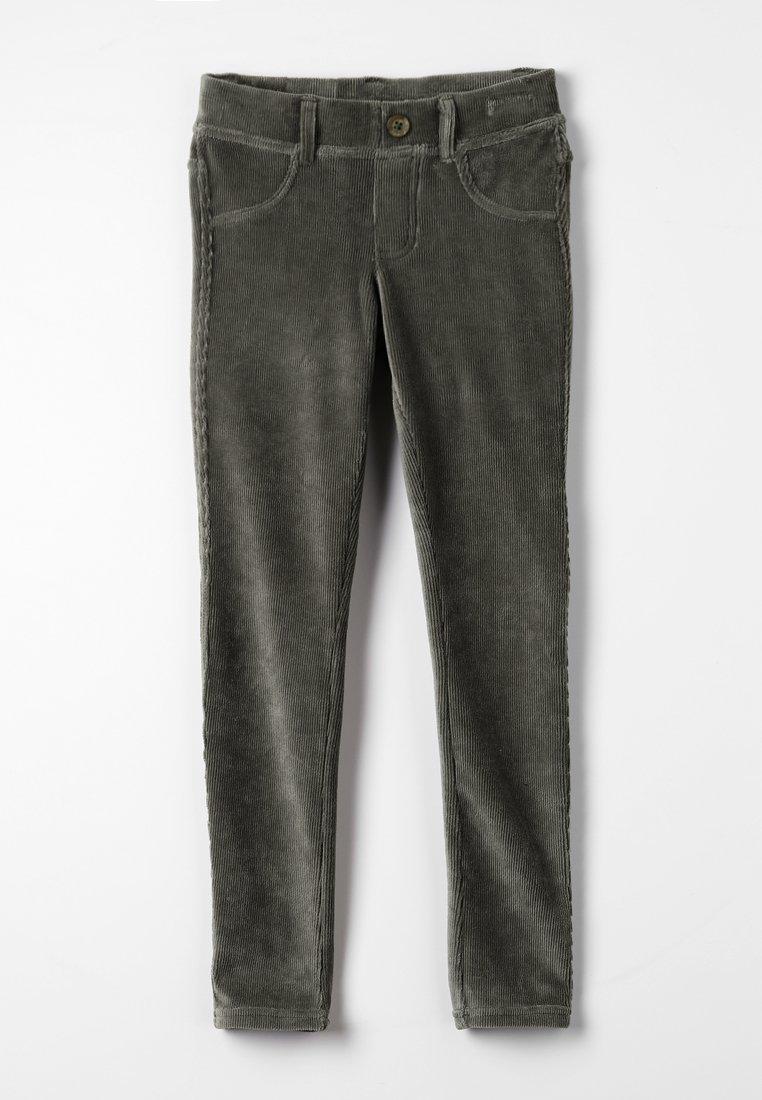 Benetton - TROUSERS - Pantaloni - khaki