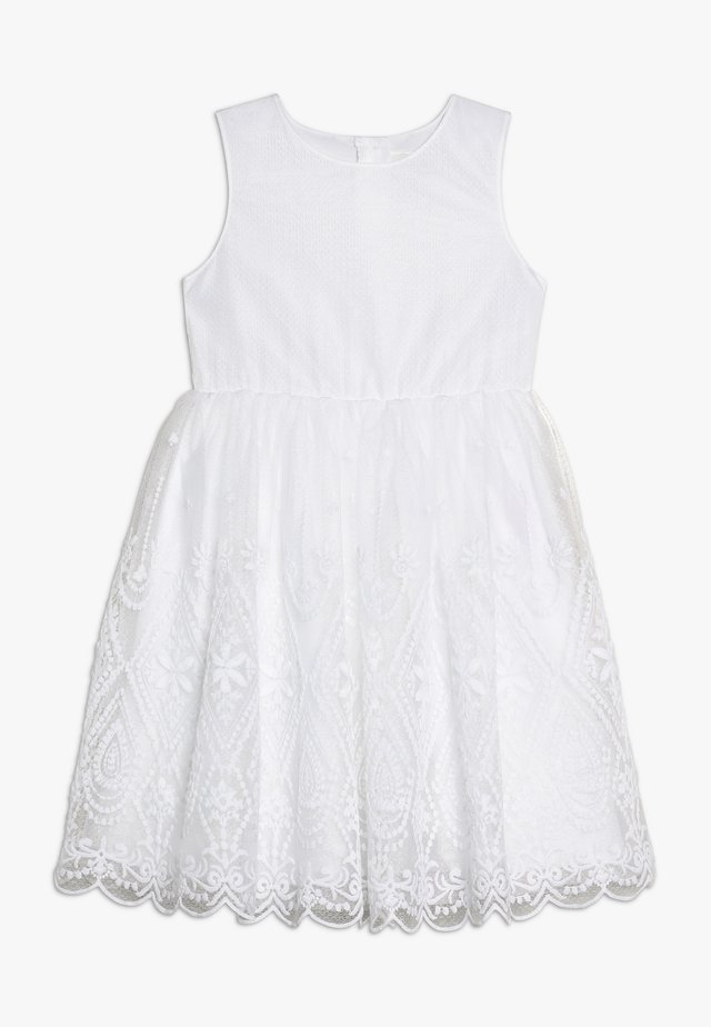 NKFSANDIE SPENCER - Juhlamekko - bright white