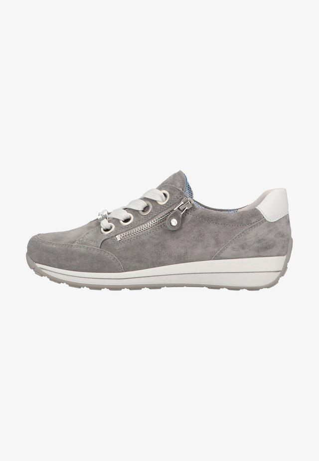 Sneakersy niskie - oyster,weiss