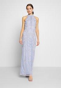 Lace & Beads - ASHLEY MAXI - Suknia balowa - blue - 0
